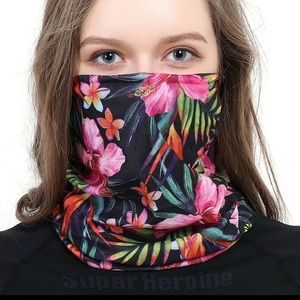 Accessories - 🎉JUST IN! Floral Multi-Functional Face Mask